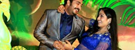 Vinu Mohan Vidya Wedding Reception