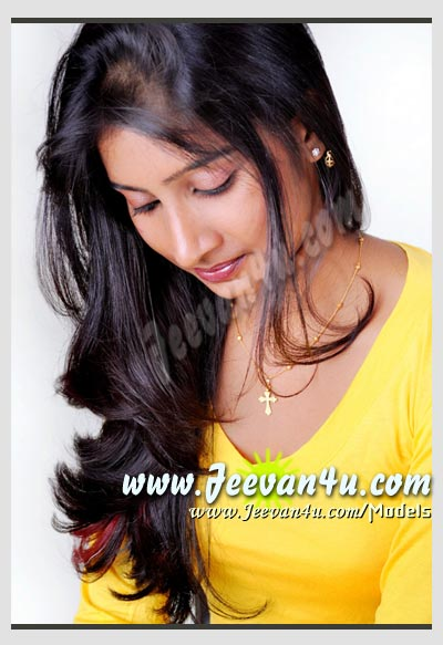 bangalore modelling pics anitha model girl photographs india